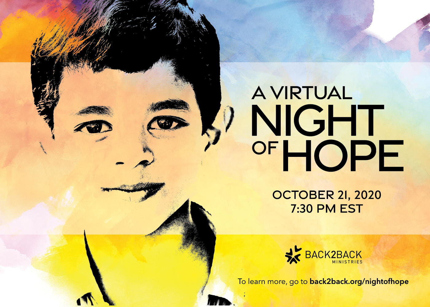 A Virtual Night of Hope Donation